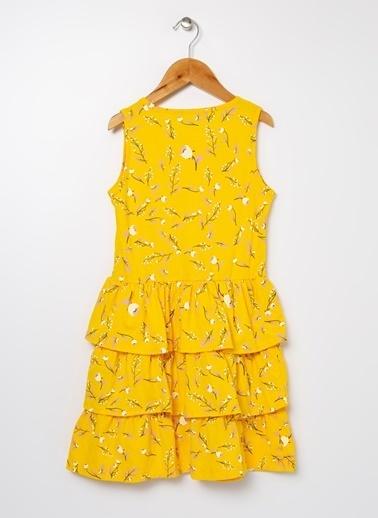 Limon Company Elbise Sarı